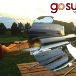GoSun Stove Portable Solar Cooker Heats Your Food Up To 550° F