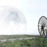GOW Nippon Moon : Giant Observation Wheel by UNStudio