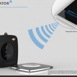 GPS Locator Concept by Raees PK