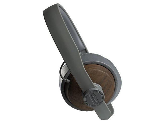 Grain Audio Over Ear Headphones with Solid Wood