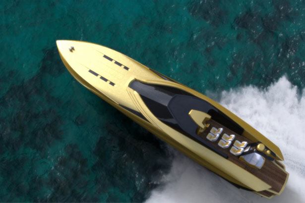 Gran Tender 72 Boat Offers Entertainment, Power and Speed