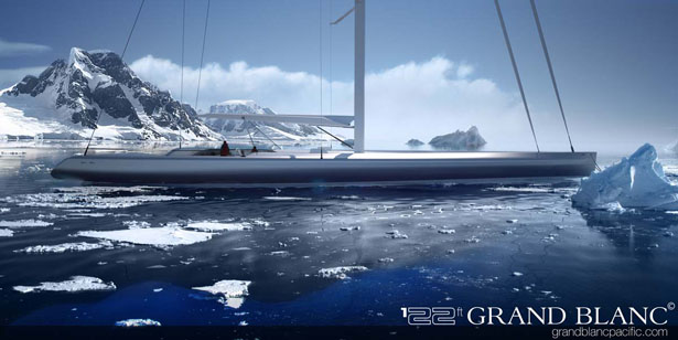 Grand Blanc Pacific 122ft. Yacht