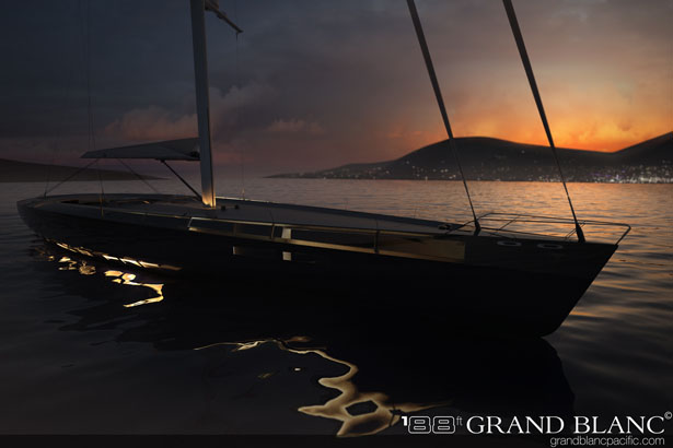 Grand Blanc Pacific 188ft. Yacht
