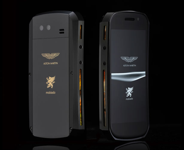 Grand Touch Aston Martin Phone by Mobiado