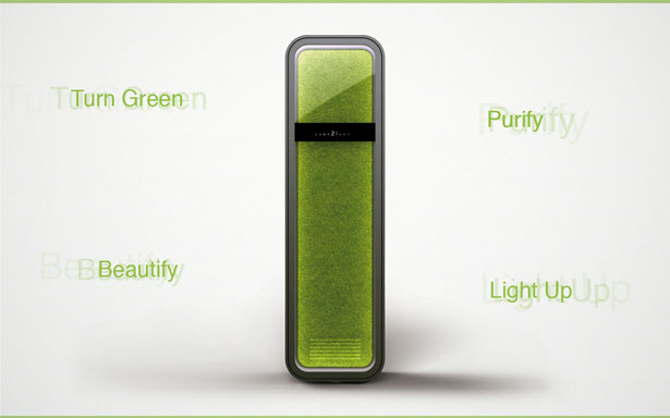 Green Hisense AC Design by Francois Hurtaud