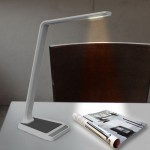 Green Light Multi-function Desk Light by Lin Nien-An