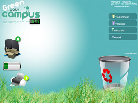 green your campus plus stella