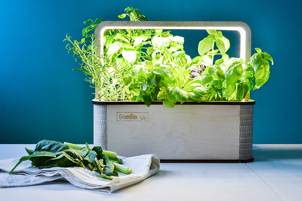 GreenBox Automatic Smart Indoor Garden with Smart App