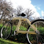 Greencycle-Eco Uses Pre-fabricated Bamboo as Its Main Material