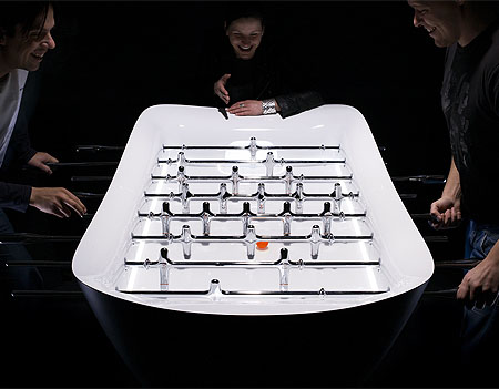 eleven futuristic football table