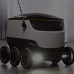 Small Cargo-Delivering Robot for Local Delivery