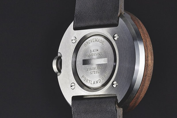 Grovemade Wood Watches