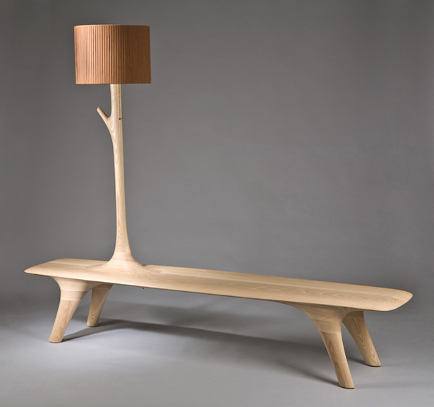 Grow Up Light-Bench by Kwon Jae-Min