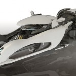 GRYPH-ONE Concept Convertible Motorcycle by Niklas Armada