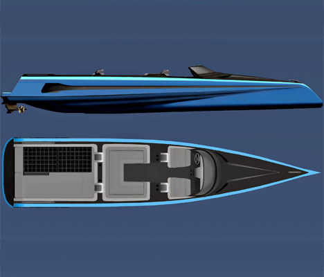 Guardian S Class Speed Boat Helps Reducing Global Warming Pollution - Tuvie