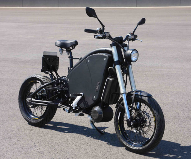 Gulas Pi1 Electric Bike Combines Bike S Interface With