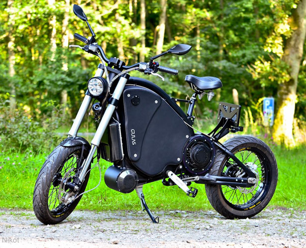 Gulas Pi1 Electric Two Wheeler Bike