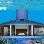 H2OME Undersea Residence Features Panoramic Undersea View from Every Room