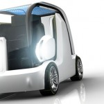Habitat+ Future Personal Transportation Is Adaptable and Customizable