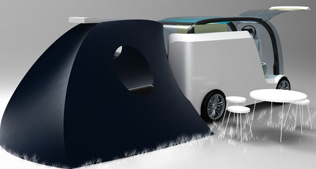 Habitat+ Electric Vehicle