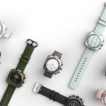 Hagic Stylish Smart Watch Lasts for 15 Days
