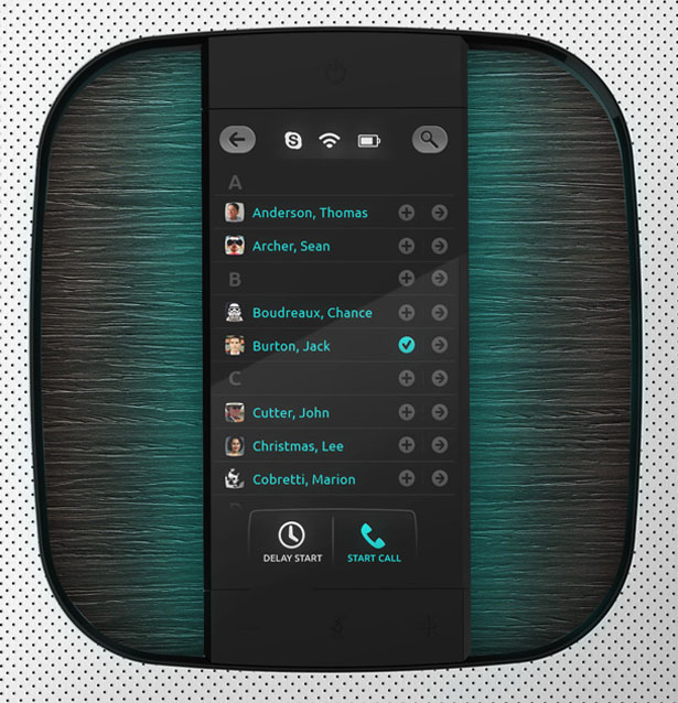Hallo All-In-One Voip Conferencing Hub by Pushstart