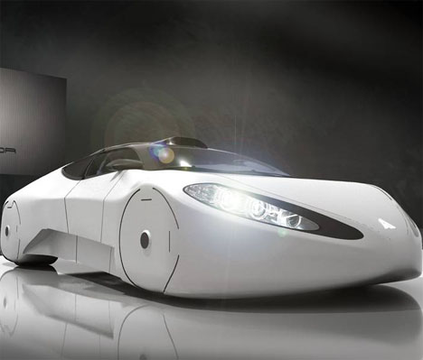 Halo Intersceptor Alone Can Offer Land, Water And Air Travel For Complete Future Transportation