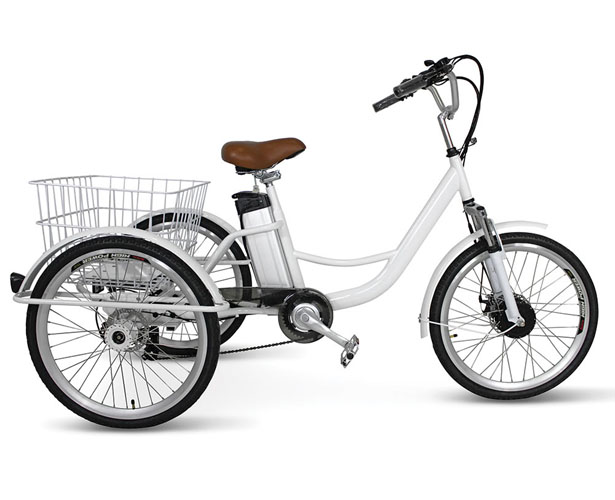 Hammacher Schlemmer Electric Shopping Cruiser