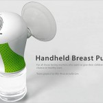 Handheld Breast Pump for Busy Mommies