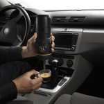 Handpresso Auto E.S.E : An Espresso Machine for Your Car