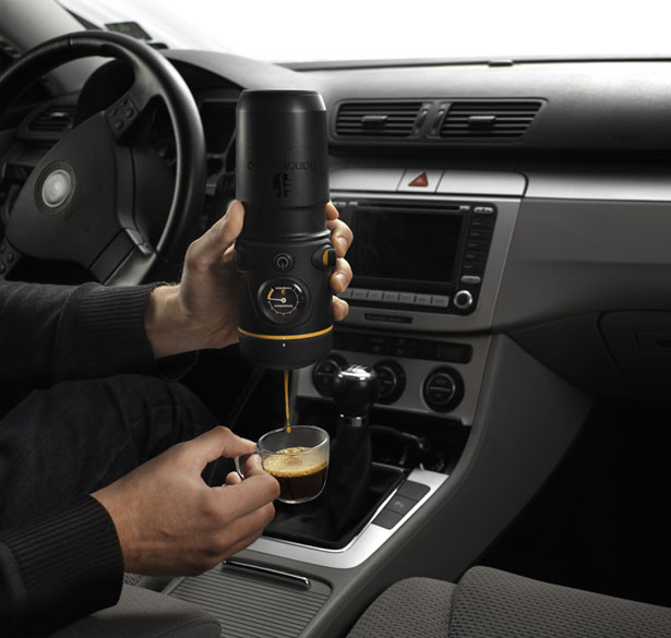 Handpresso Auto E.S.E - Espresso Machine for The Car