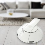 Handy VA : Robotic Hand Held Vacuum Cleaner by Hyeon-Cheol Lee