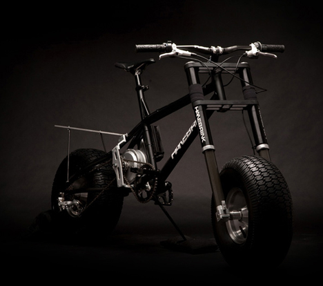 Hanebrink Electric All Terrain Vehicle