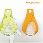 Hanging Chair by Yuri Kim