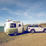 Compact Happier Camper Is A Cute Trailer Inspired by VW Minibus