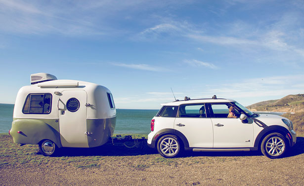 Happier Camper Is Inspired by VW Minibus - Ultralight Travel