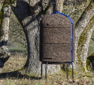Happy Bees – Alternative Beehive to Provide Natural Habitat for Bees