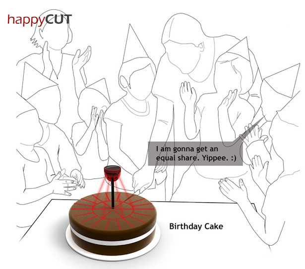 HappyCut by Chetan Sorab