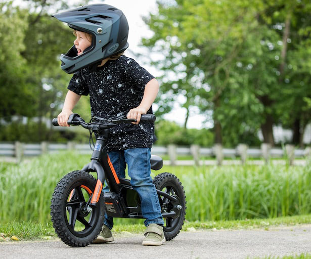 Harley Davidson Electric Balance Bike