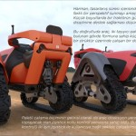 Harman Compact Garden Tractor Concept by Sinan Anayurt