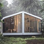 Hause.me 3D-Printed Fully Self-Sustainable Mobile House is 100% Ready to Use