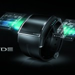 HD3 SLYDE Digital Screen Watch by Jorge Hysek