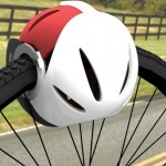 Head-Lock is Your Helment and Bicycle Wheel Lock