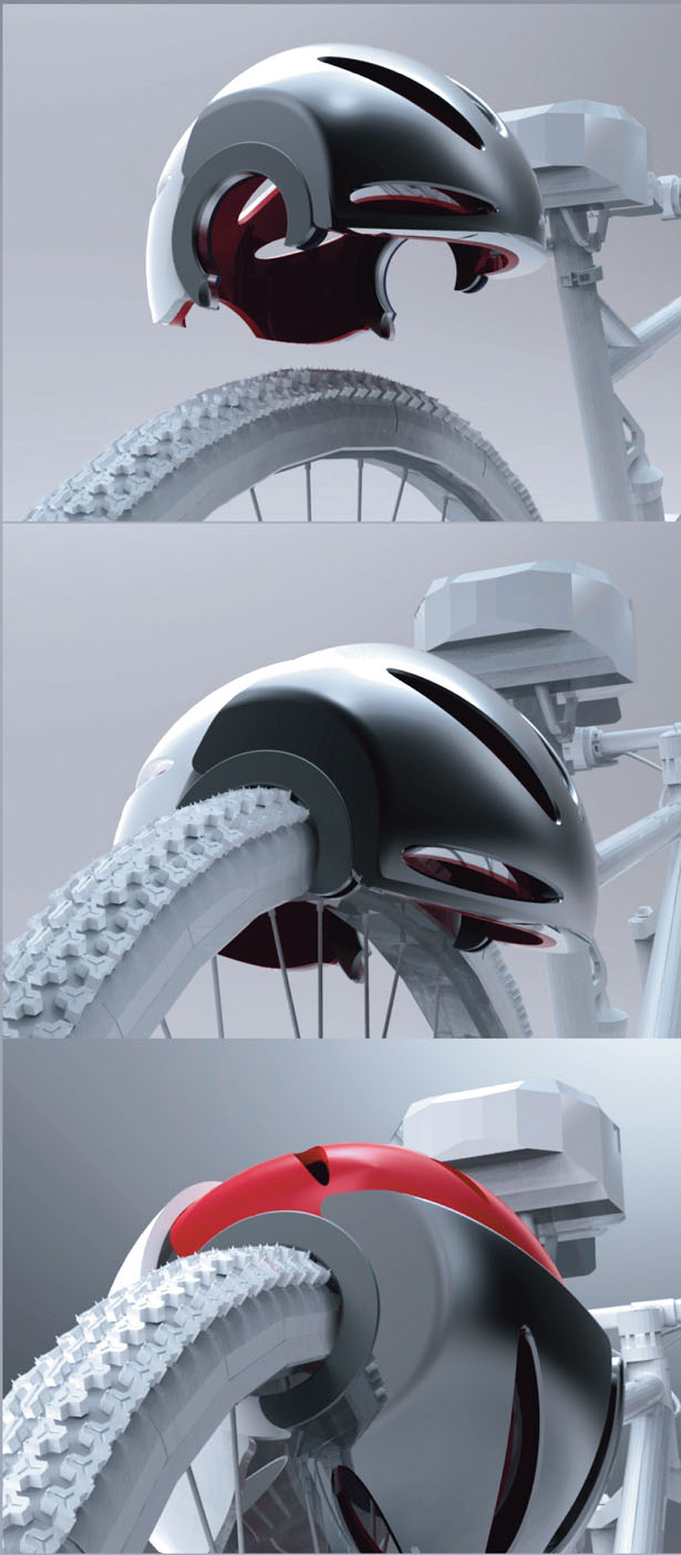 Bike Head-Lock