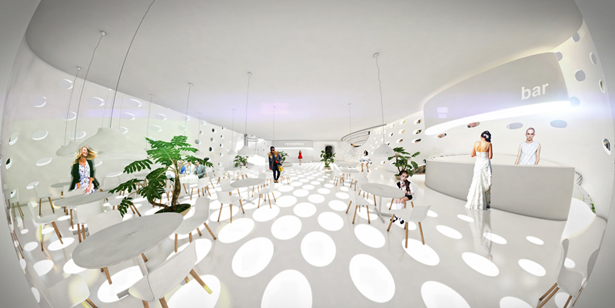 Tablet hotels - Heart of The District by ZA Architects