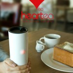 Heartea Interactive Tumbler Informs You The Temperature Of Your Drink