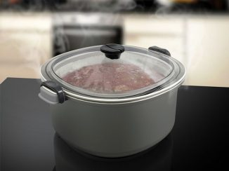 Heat-X Energy Efficient Cooking Pot for Easy Healthy Meals