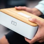 Heatbox - Self-heating Lunch Box Steams Your Lunch to Preserve All Nutrients