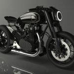 Heavyweight 1000cc Motorbike Concept Proposal for Royal Enfield
