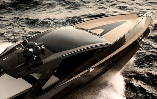 Hedonist Yacht by Art of Kinetik